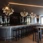 铭星后现代客厅餐厅叶子吊灯创意艺术萤火虫吊灯